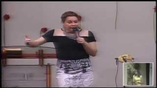 Congresso De Mulheres - Pra. Helena Tannure 20 h - 08-11-2014