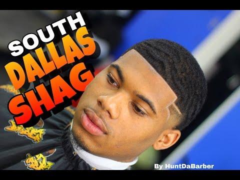 How To Cut A South Dallas Shag
