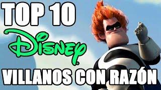 Video Top 10 Villanos Disney que tenian la razón MP3, 3GP, MP4, WEBM, AVI, FLV Agustus 2018