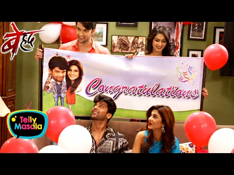 Saanjh Throws A SURPRISE PARTY For Arjun & Maya |