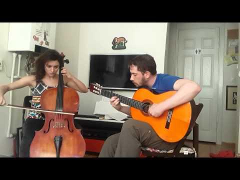 Navavar (Kayıkçı) Bahadır Bulut-Damla Aydın (видео)