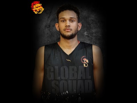 Olamide Pedersen  | 6'8 - SF | Global Squad 2016
