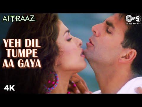 Yeh Dil Tumpe Aa Gaya | Priyanka Chopra | Akshay Kumar | KK | Alisha Chinai | Aitraaz | Popular Song