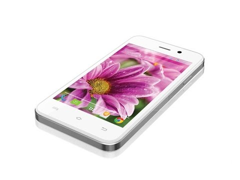 Lava Iris X1 Atom With 4-Inch Display, Android 4.4 KitKat...