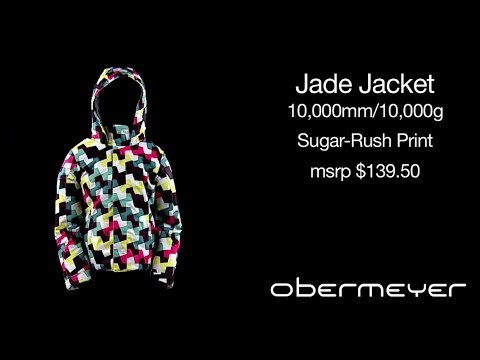 Obermeyer Teen Girls Jade Jacket