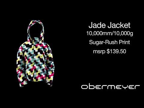 Obermeyer Teen Girls Jade Jacket