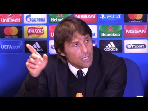Antonio Conte Hits Back At Jose Mourinho! Tells Him To 'Think About His Team' After Crying Comments (видео)