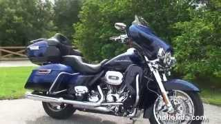 10. New 2014 Harley Davidson CVO Limited Motorcycles for sale