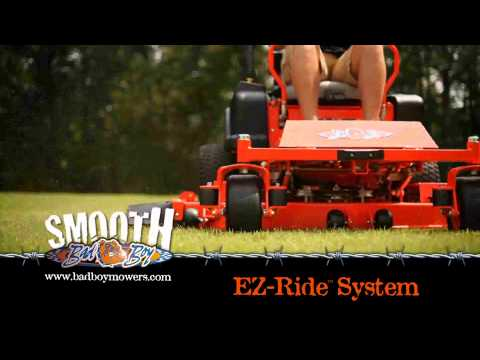 Bad Boy Mowers Rev Commercial