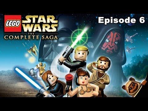Lego star wars the complete saga cheat code for anakin - Lego star wars anakin ghost ...