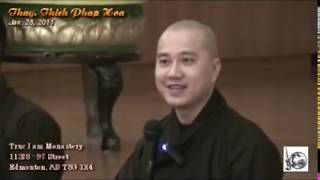 "Thay. Thich Phap Hoa - Dealing with our ""hatred"" - Jan.28, 2011"