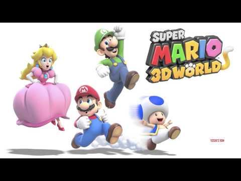 Staff Credits - Super Mario 3D World OST