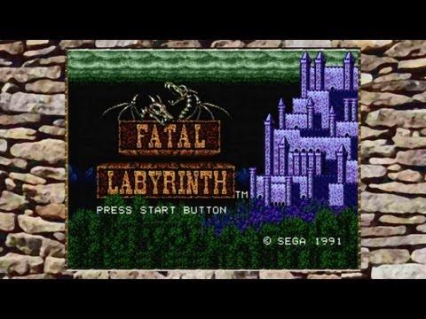 fatal labyrinth genesis rom