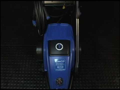 AaquaTools KEW Poseidon 7 - portable electric high pressure washer