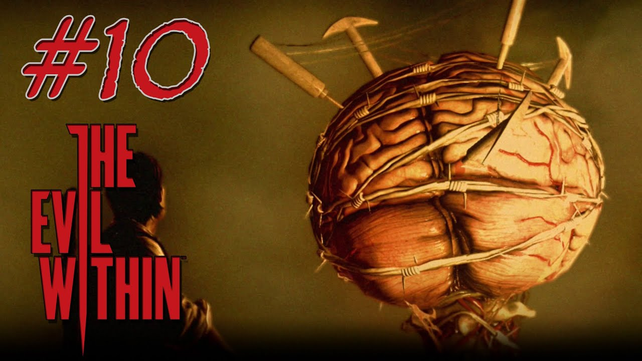 [Let's Play] The Evil Within – 10 – Alte Flamme