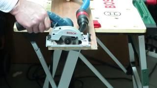 Bosch. GKS 10,8 V-LI Professional. Часть 04.