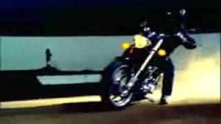 10. Superbike Honda VTX1800 Commercial