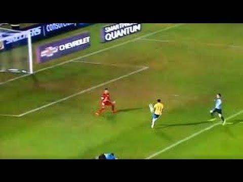 Uruguay vs Brazil 1 4 All Goals & Highlights Conmebol World Cup,