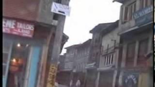 Srinagar City, Kashmir – Clip 2 of 2