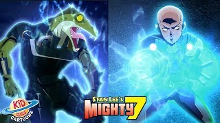 Nonton Climactic Battle To Save Earth   Stan Lee S Mighty 7 I Season 2 Episode 7 Kid Genius Cartoons Film Subtitle Indonesia Streaming Movie Download
