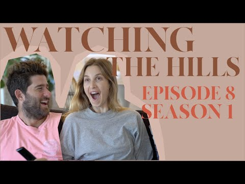 Reacting to 'THE HILLS' | S1E8 | Whitney Port