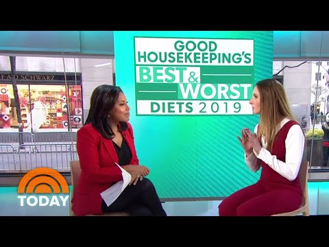 Best And Worst Diets Of 2019, Including Keto And DASH | TODAY