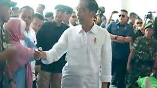 Download Video Presiden Jokowi Tiba di Palu MP3 3GP MP4