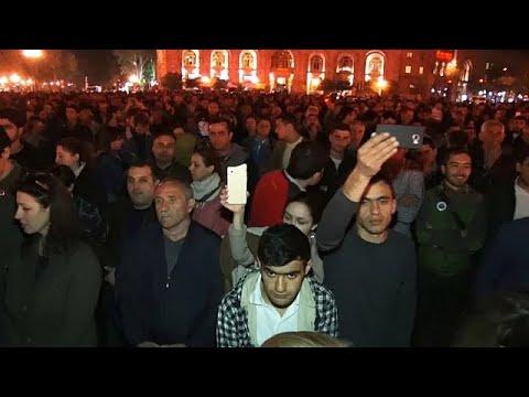 العرب اليوم - شاهد: انتخاب سركسيان رئيسًا للوزراء