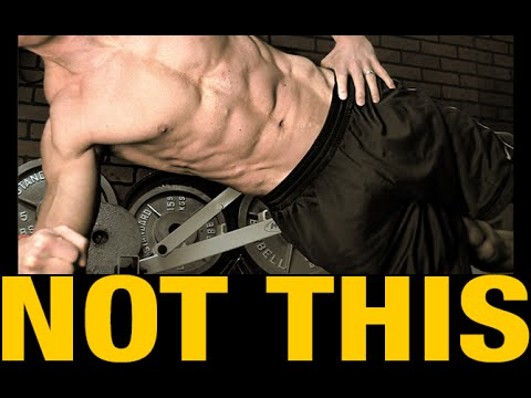 Exercise - Get the complete x-tinction home ab workout program here http://athleanx.com/x/train-abs-like-never-before When it comes to the best home ab exercise, the discussion has to start with what...