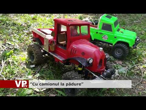 """""""Cu camionul la pădure"""""""