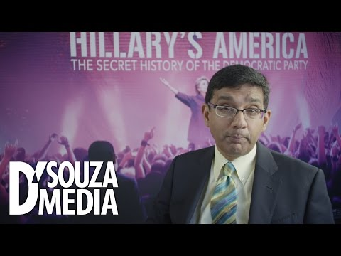 "Today Is The Day! Watch ""Hillary's America"" At Home"