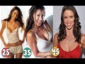 Shannon Elizabeth ♕ Transformation From 25 To 45 Years OLD
