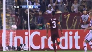 Download Video Roma 1-7 Bayern Munich MP3 3GP MP4