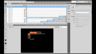 How to Create a Preloader in Flash CS5 - Part 5