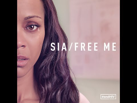 Free Me Starring Zoe Saldana & Narrated by Julianne Moore