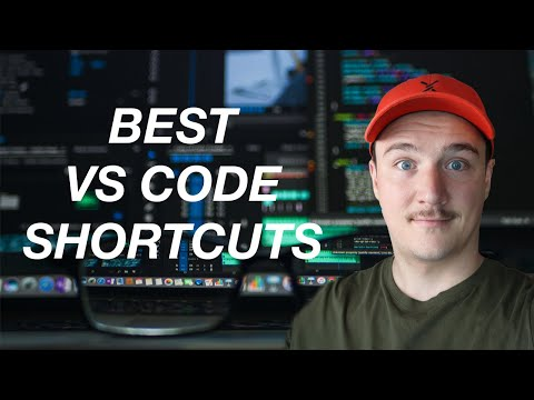 Top 10 Keyboard Shortcuts for Visual Studio Code in 2021
