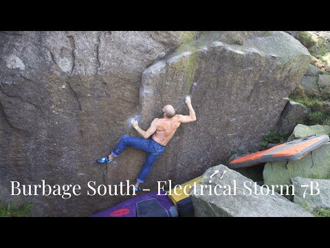 Burbage South - Electrical Storm 7B