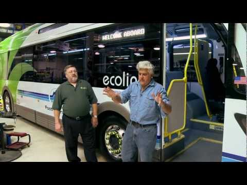 Proterra Ecoliner Electric Bus - Jay Leno's Garage