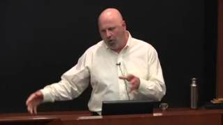 Ken Hiltner, The Two Cultures In Environmental Studies - 021313