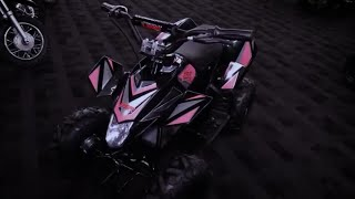 10. SSR ABT-E350 Electric Quad Battery Powered ATV 2 Power Modes In-Stock Chap Moto