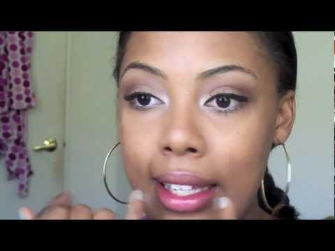 College Fashion Tutorial: Back-to-School Makeup