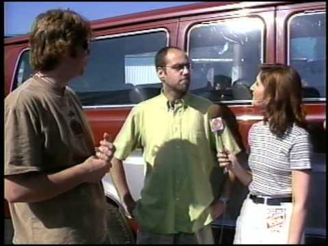 moe. interview at EDGEfest 1996 (видео)