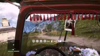 Riding A Tuk-Tuk(Auto Rikshaw) in Far Cry 4