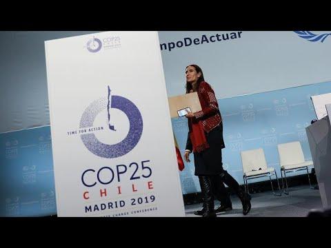 COP 25: Συμβιβαστική συμφωνία
