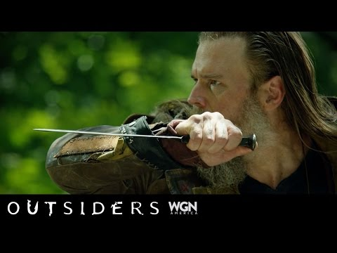 "WGN America's Outsiders Season 2 Teaser ""Call Of The Mountain"""