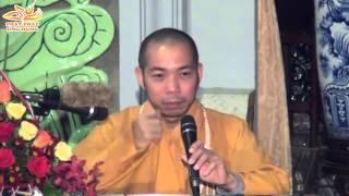 Ứng Dụng Thiền Trong Cuộc Sống - Thầy Thích Quang Thạnh