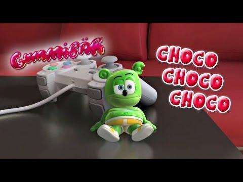 Video Choco Choco Choco - Gummibär The Gummy Bear download in MP3, 3GP, MP4, WEBM, AVI, FLV January 2017