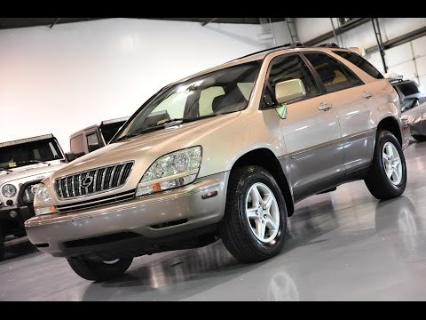 All about lexus rx300 фото