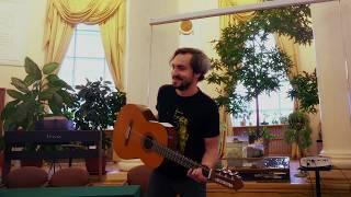 Video Petr Vořešák: Ó v horách // Dağlar Dağlar (Live @Moscow)