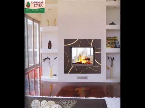 Revestir chimenea con pladur videos videos - Revestir una chimenea ...